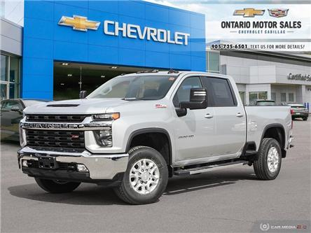 2020 Chevrolet Silverado 2500HD LT (Stk: T0209513) in Oshawa - Image 1 of 19