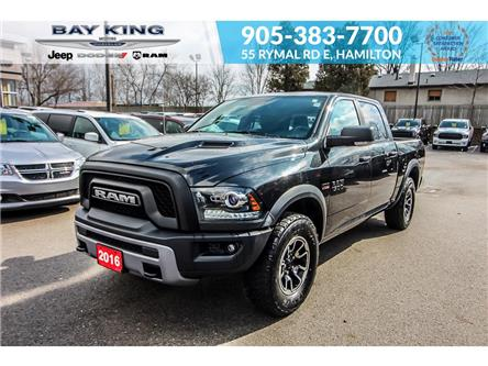 2016 RAM 1500 Rebel (Stk: 207013A) in Hamilton - Image 1 of 28
