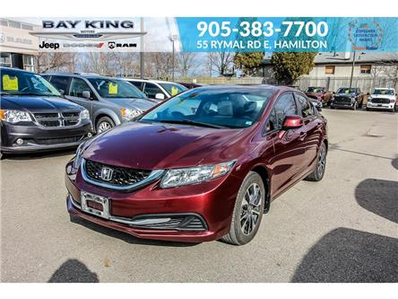 2013 Honda Civic EX (Stk: 197254C) in Hamilton - Image 1 of 19