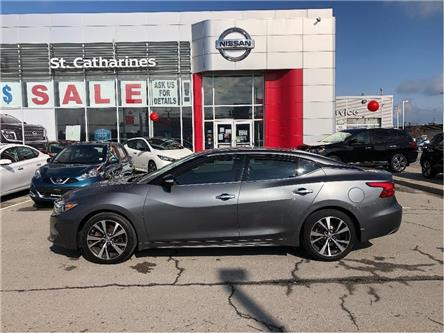 2016 Nissan Maxima  (Stk: P2631) in St. Catharines - Image 1 of 22