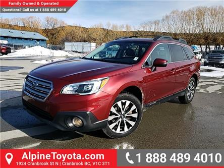 2016 Subaru Outback 3.6R Limited (Stk: X896780A) in Cranbrook - Image 1 of 28
