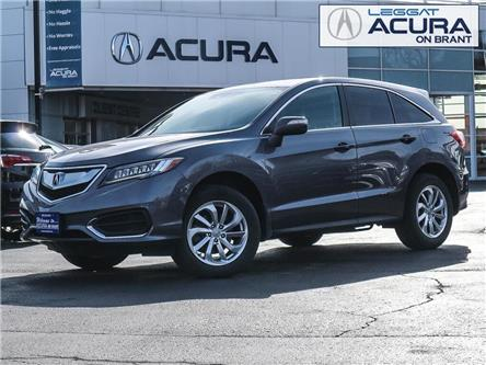 2017 Acura RDX Tech (Stk: 5019) in Burlington - Image 1 of 27