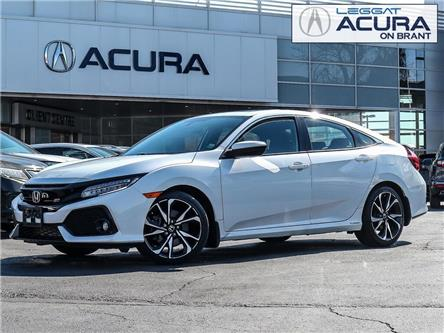2018 Honda Civic Si (Stk: 4208) in Burlington - Image 1 of 29