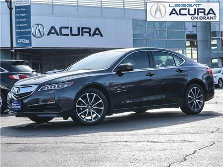 2016 Acura TLX Tech (Stk: 5016) in Burlington - Image 1 of 28