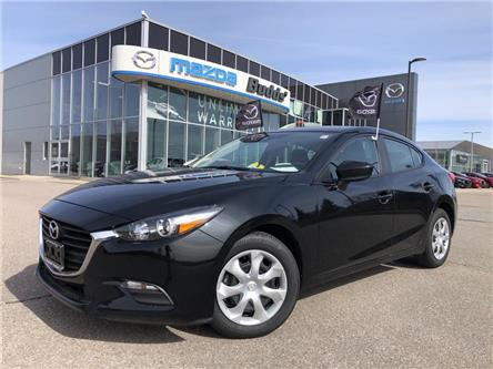 2018 Mazda Mazda3 GX (Stk: P3552) in Oakville - Image 1 of 17