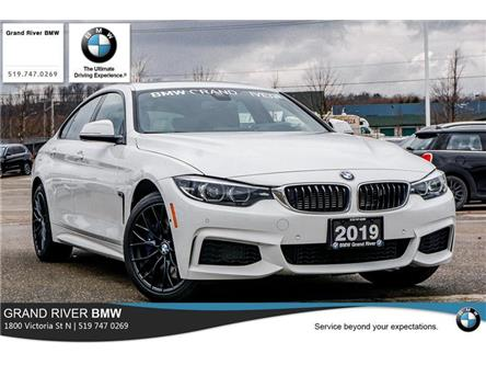 2019 BMW 440i xDrive Gran Coupe (Stk: PW5294) in Kitchener - Image 1 of 22