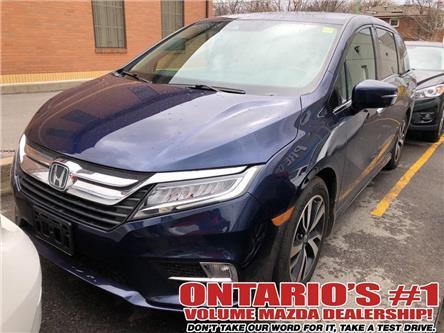 2019 Honda Odyssey Touring (Stk: P2699) in Toronto - Image 1 of 20