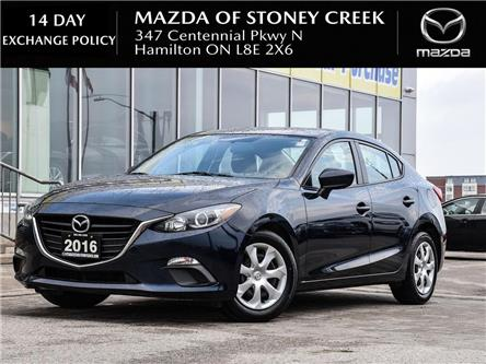 2016 Mazda Mazda3  (Stk: SU1514) in Hamilton - Image 1 of 23