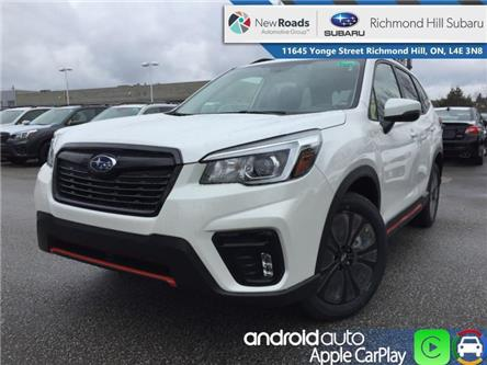 2020 Subaru Forester Sport (Stk: 34428) in RICHMOND HILL - Image 1 of 23