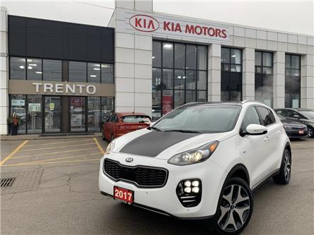 2017 Kia Sportage SX Turbo (Stk: KNDPRC) in North York - Image 1 of 30
