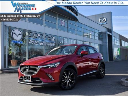 2016 Mazda CX-3 GT (Stk: P4109) in Etobicoke - Image 1 of 26