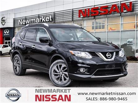 2016 Nissan Rogue SL Premium (Stk: UN1091) in Newmarket - Image 1 of 15