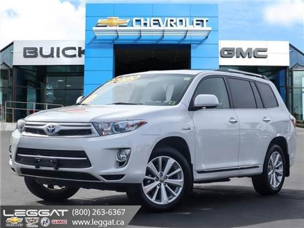 2012 Toyota Highlander Hybrid  (Stk: 209568A) in Burlington - Image 1 of 27