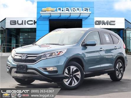 2016 Honda CR-V Touring (Stk: 6039J) in Burlington - Image 1 of 30