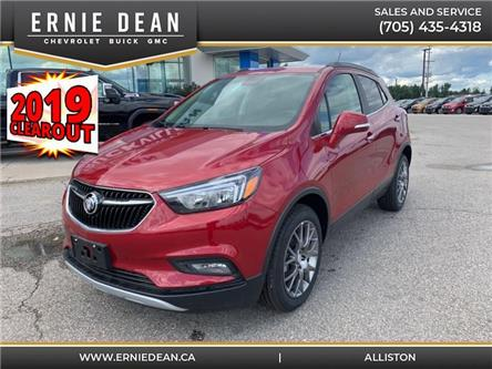 2019 Buick Encore Sport Touring (Stk: 14814) in Alliston - Image 1 of 19