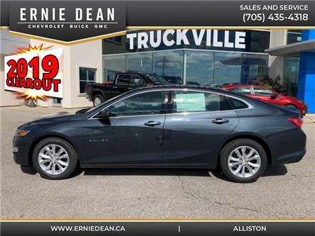2019 Chevrolet Malibu LT (Stk: 14817) in Alliston - Image 1 of 19