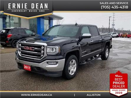 2017 GMC Sierra 1500 SLT (Stk: 15047A) in Alliston - Image 1 of 13