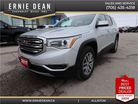 2017 GMC Acadia SLE-2 (Stk: P2189) in Alliston - Image 1 of 18