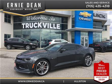 2017 Chevrolet Camaro 2LT (Stk: 15220A) in Alliston - Image 1 of 19