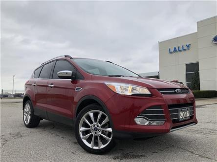 2016 Ford Escape SE (Stk: S6558A) in Leamington - Image 1 of 25