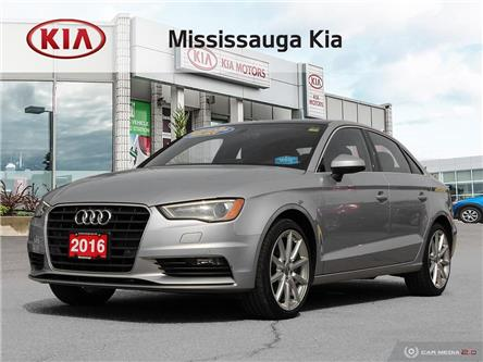 2016 Audi A3 1.8T Progressiv (Stk: 3794P) in Mississauga - Image 1 of 26