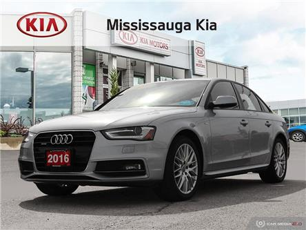 2016 Audi A4 2.0T Komfort plus (Stk: 2471P) in Mississauga - Image 1 of 25