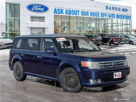 2011 Ford Flex SEL (Stk: U0235A) in Barrie - Image 1 of 27