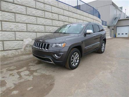 2014 Jeep Grand Cherokee Limited (Stk: D91014BC) in Fredericton - Image 1 of 18