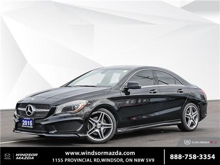 2016 Mercedes-Benz CLA-Class Base (Stk: PR0493) in Windsor - Image 1 of 27