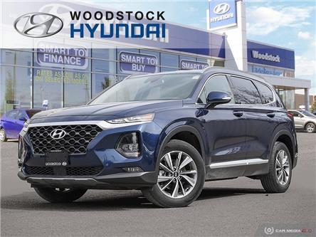 2019 Hyundai Santa Fe Preferred 2.4 (Stk: P1502) in Woodstock - Image 1 of 27