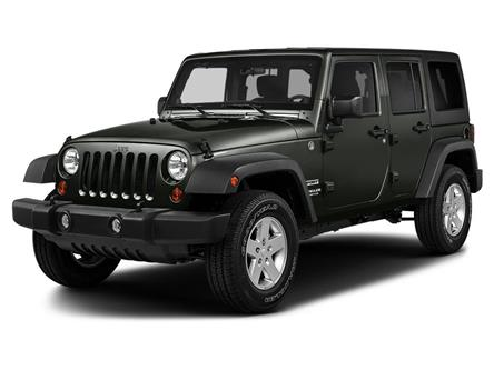 2015 Jeep Wrangler Unlimited Sport (Stk: T202023A) in Dawson Creek - Image 1 of 10