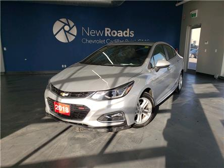 2018 Chevrolet Cruze LT Auto (Stk: NR14328) in Newmarket - Image 1 of 11