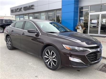 2020 Chevrolet Malibu RS (Stk: 20-595) in Listowel - Image 1 of 10