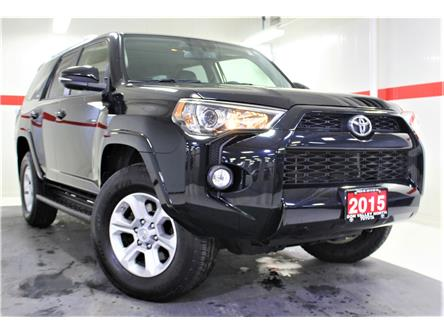 2015 Toyota 4Runner SR5 V6 (Stk: 300618S) in Markham - Image 1 of 28