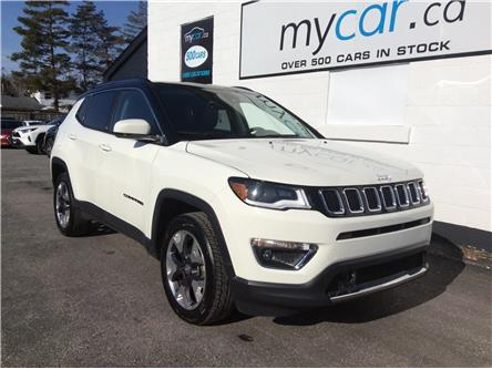 2018 Jeep Compass Limited (Stk: 200350) in Kingston - Image 1 of 21
