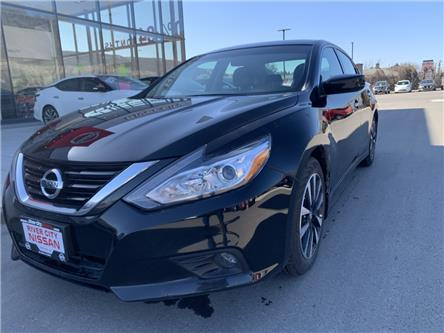 2018 Nissan Altima 2.5 SV (Stk: T20116A) in Kamloops - Image 1 of 24