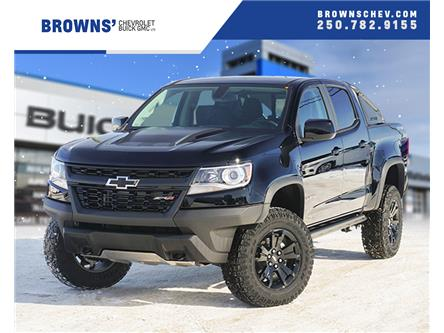 2020 Chevrolet Colorado ZR2 (Stk: T20-1184) in Dawson Creek - Image 1 of 20