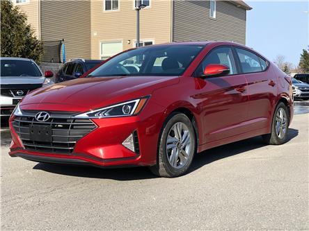 2019 Hyundai Elantra Preferred (Stk: 20106A) in Rockland - Image 1 of 34