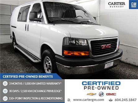 2018 GMC Savana 2500 Work Van (Stk: P9-61520) in Burnaby - Image 1 of 22