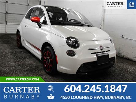 2017 Fiat 500E 2DR HB (Stk: P9-61300) in Burnaby - Image 1 of 22