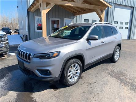 2019 Jeep Cherokee North (Stk: 19217A) in Sussex - Image 1 of 10