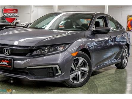 2019 Honda Civic LX (Stk: ) in Oakville - Image 1 of 27