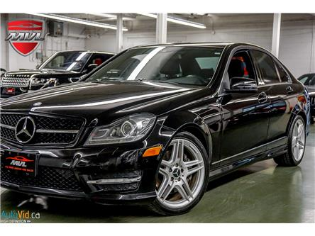 2013 Mercedes-Benz C-Class Base (Stk: ) in Oakville - Image 1 of 28