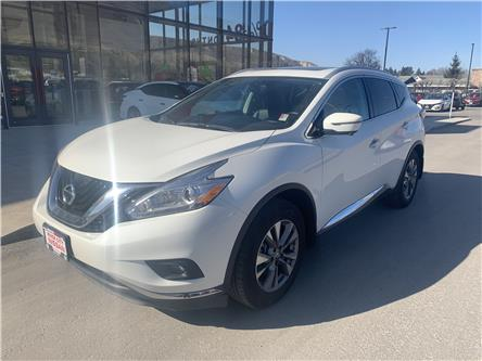 2017 Nissan Murano SL (Stk: UT1425) in Kamloops - Image 1 of 24