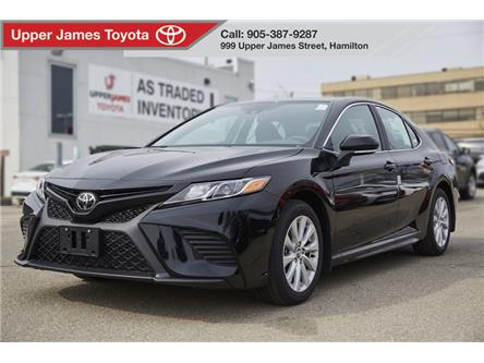 2020 Toyota Camry SE (Stk: 200411) in Hamilton - Image 1 of 18