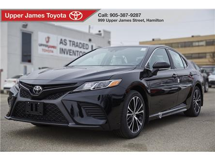 2020 Toyota Camry SE (Stk: 200541) in Hamilton - Image 1 of 19