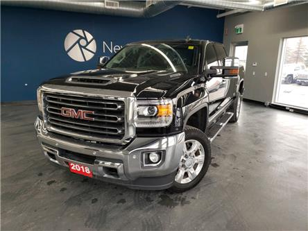 2018 GMC Sierra 2500HD SLT (Stk: Z239820A) in Newmarket - Image 1 of 28