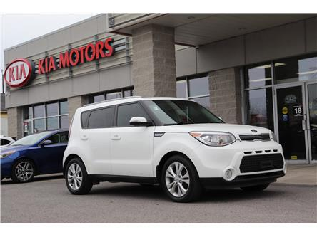 2016 Kia Soul EX (Stk: 45976A) in Cobourg - Image 1 of 22