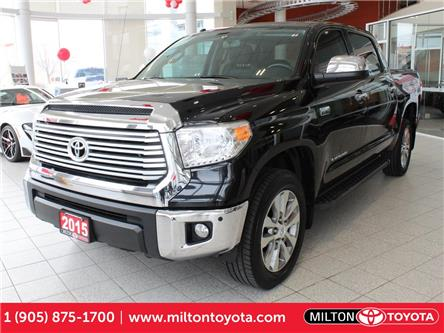2015 Toyota Tundra Limited 5.7L V8 (Stk: 442438) in Milton - Image 1 of 38