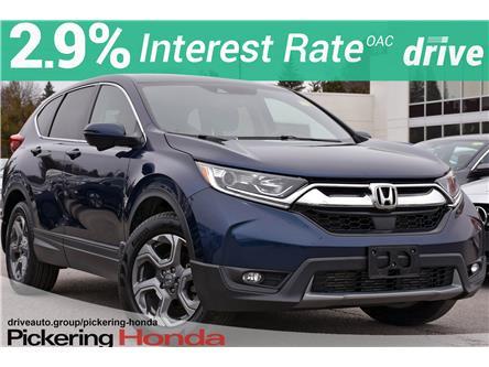 2018 Honda CR-V EX (Stk: P5723) in Pickering - Image 1 of 34